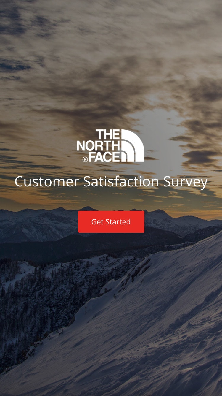 Survey northface 1